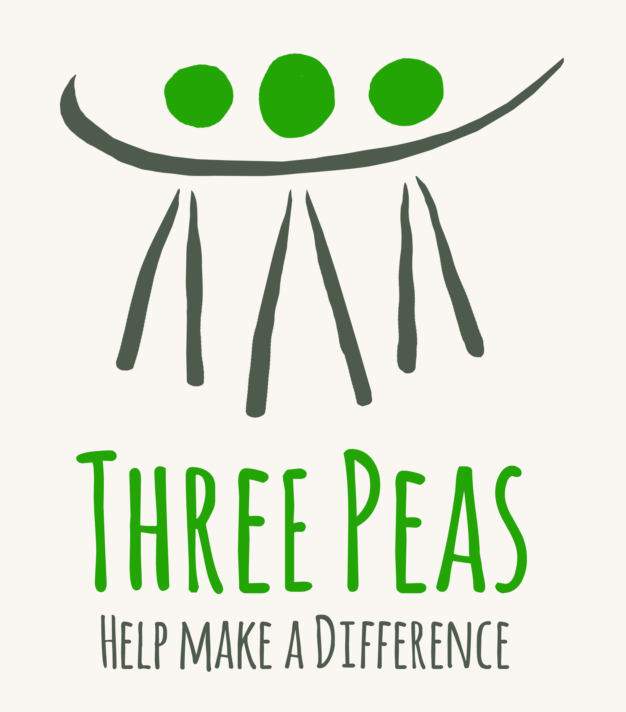 Three Peas help make a difference