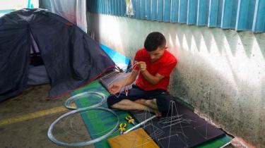 mahran camp
