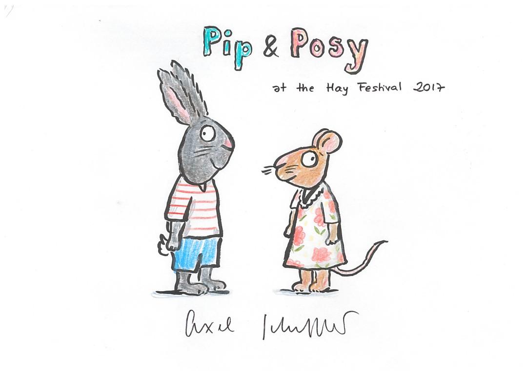 Pip-and-Posy