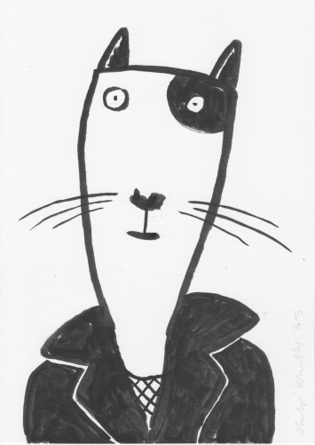 Philip Waechter Cat